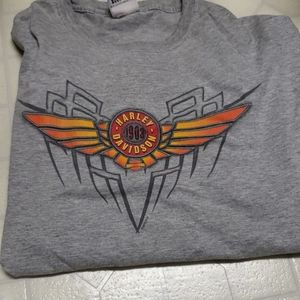 Harley Davidson's long sleeve shirt